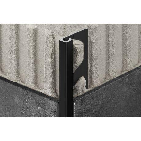Schluter QUADEC-AC 2,5m 10mm grafietzwart
