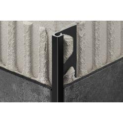 Schluter QUADEC-AC 2,5m 12,5mm grafietzwart