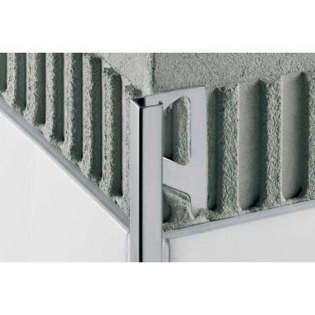 Schluter QUADEC-AE buitenhoek 12,5mm alu mat