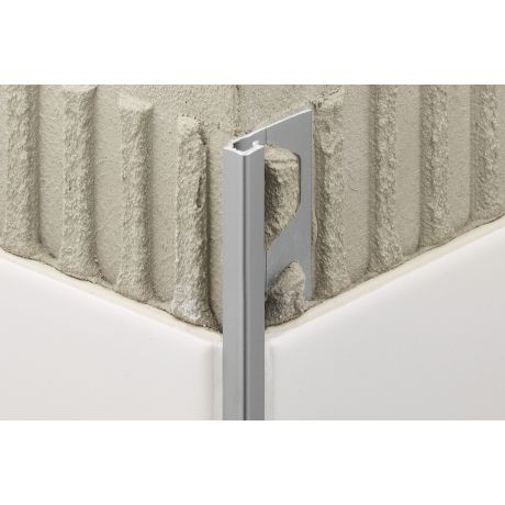 Schluter QUADEC-AT 2,5m 4,5mm alu titanium mat