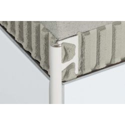 Schluter RONDEC-PRO 2,5m 10mm grijs