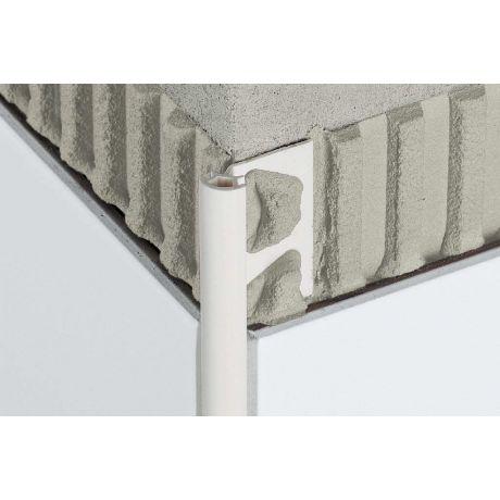 Schluter RONDEC-PRO 2,5m 6mm zuiver wit