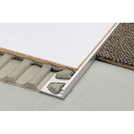 Schluter SCHIENE-A 2,5m 8mm aluminium