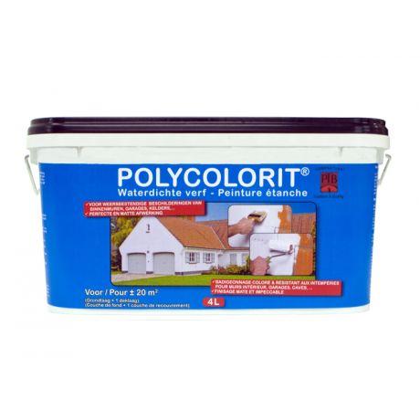 PTB Polycolorit wit 4L