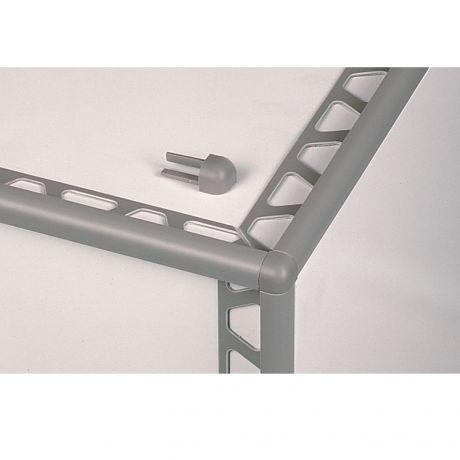 Schluter RONDEC-PRO/E buitenhoek 90° 8mm zuiver wit