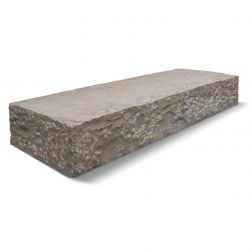 Kandla Grey bloktrede 100x35x15cm (kist 9 stuks)