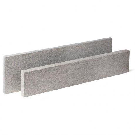 Pepperino Dark boordsteen 100x30x5cm (per stuk)