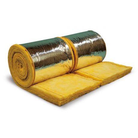 ISOVER Rollisol plus 20cm/Rd5.00 (pak 2 rollen van 2,1m²)