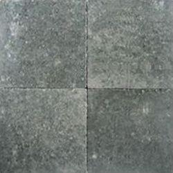 Klinkers ongetrommeld 20x20 grijszwart (pallet 10,08m²)