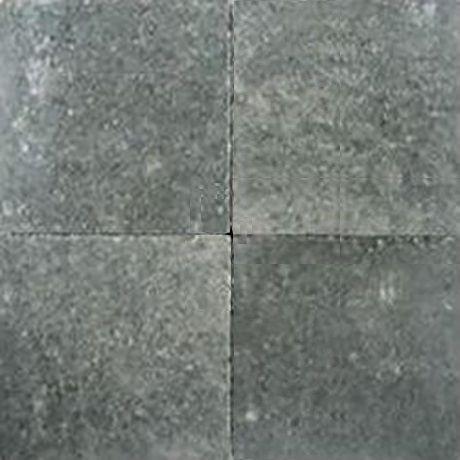 Klinkers ongetrommeld 20x20 grijszwart (pallet 11,52m²)