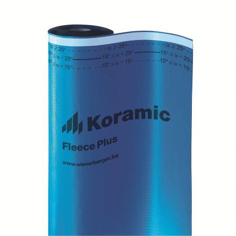 Koramic Korafleece PLUS onderdakfolie rol 75m²