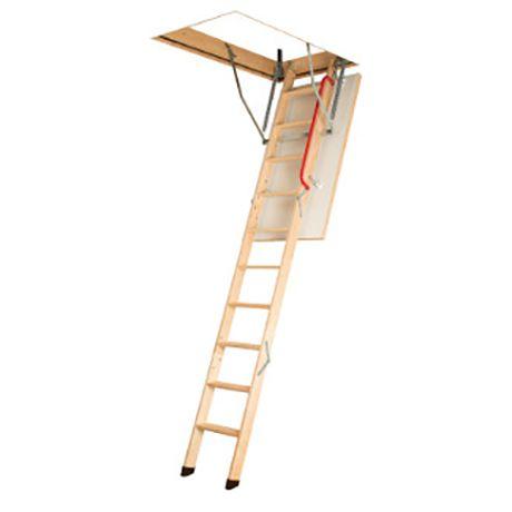 FAKRO zoldertrap LWK Komfort 70x140-H305cm