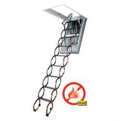 FAKRO zoldertrap LSF 70x120-H270-300cm