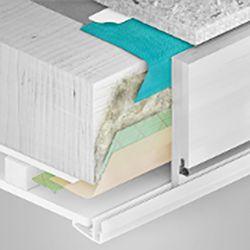 FAKRO LXD isolatiekit 86x140cm