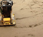 Gestabiliseerd zand & asfalt
