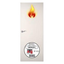 Schilderdeur brandwerend