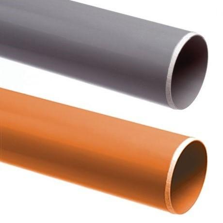 PVC afvoerbuizen