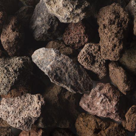 Lava steen