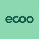 ECO-oh! Ecopic paal - 38,5cm grijs