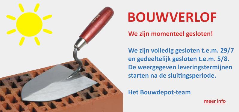 Bouwverlof